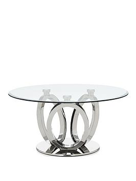 lola-roundnbspglass-topnbspcoffee-table-clear