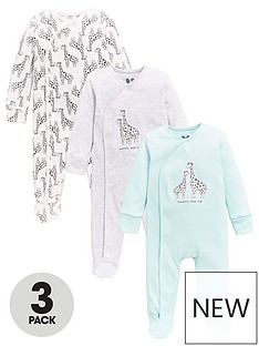 v-by-very-unisex-3-packnbspmummy-amp-daddy-sleepsuit-multi