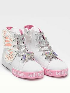 lelli-kelly-girls-wings-high-top-trainernbsp--white