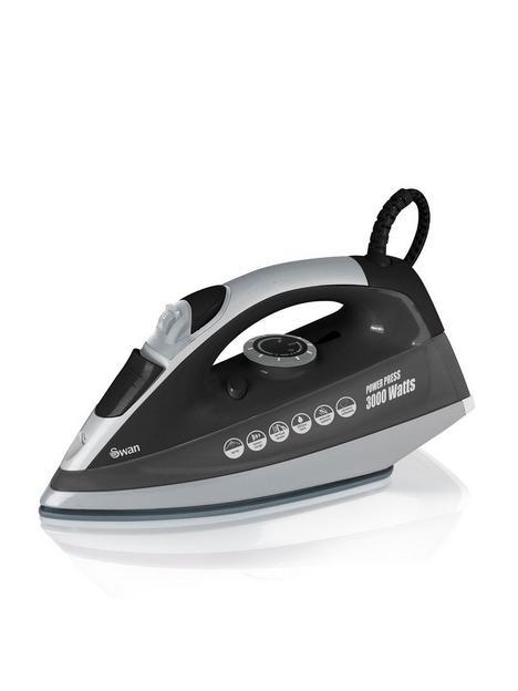 swan-3kw-black-powerpress-iron