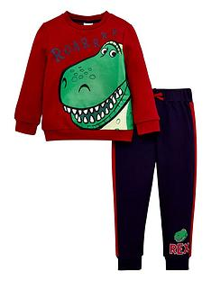 toy-story-boys-toy-story-2-piece-rex-tracksuit-set-multi