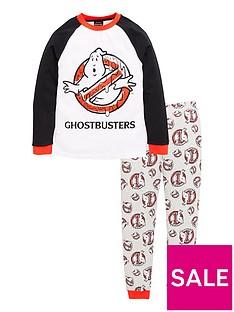 ghostbusters-boys-ghostbusters-gel-print-raglan-pjs-multi