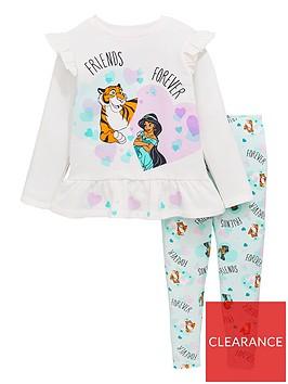 disney-princess-girls-2-piecenbspjasminenbsptop-and-leggings-set-multi