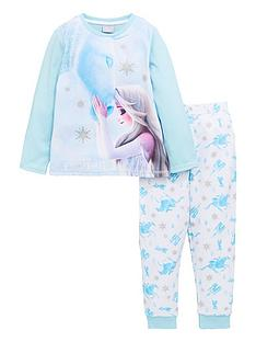 disney-frozen-girls-disney-frozennbspelsa-and-nokk-long-sleeve-pjs-blue