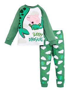 peppa-pig-boys-george-pig-sleepy-dinosaurs-raglan-sleeve-pjs-green