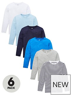 v-by-very-boys-6-pack-long-sleeve-t-shirts-multi