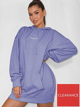 missguided-missguidednbspoversized-hooded-sweater-dress-lilac