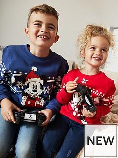 minnie-mouse-girls-minnie-mouse-festive-sweatshirt