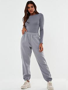 missguided-missguided-oversized-90s-joggers-grey