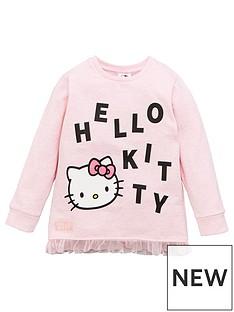 hello-kitty-girls-hello-kitty-sweat-dress-with-sheer-insert-detail-pink
