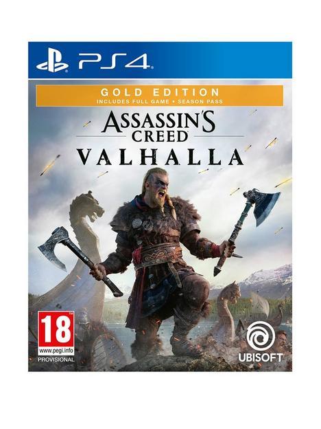 playstation-4-assassins-creed-valhallanbspgold-edition