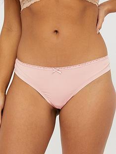 accessorize-3-pack-no-vpl-brazilian-briefs-pink