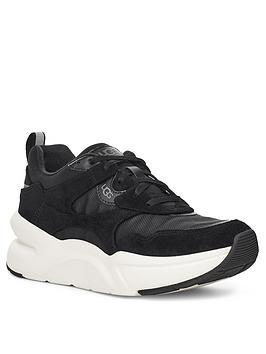ugg-la-hills-trainers-black