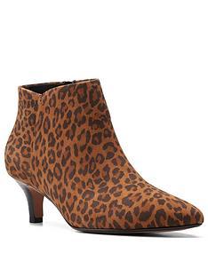 clarks-linvale-sea-leopard-ankle-boot-dark-tan