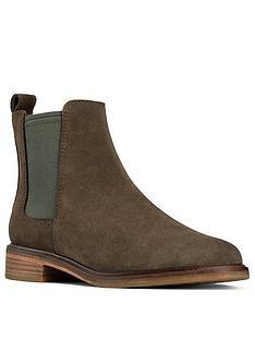 clarks-clarkdale-arlo-chelsea-ankle-boot-dark-olivenbsp