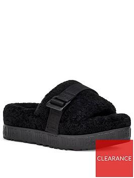 ugg-fluffita-slipper-black
