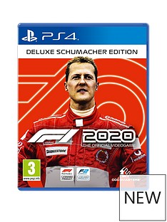 playstation-4-f1-2020-deluxe-schumacher-edition-ps4