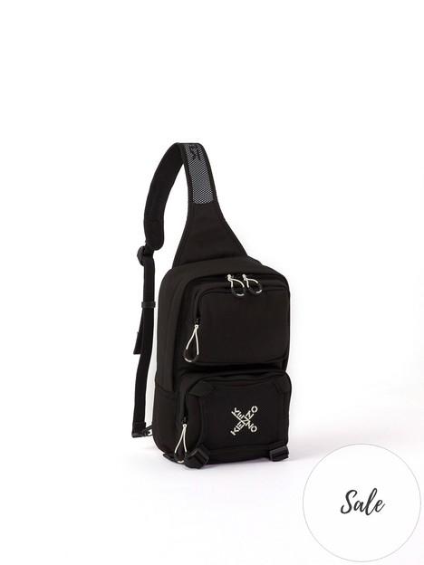 kenzo-one-shoulder-backpack-black