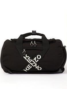 kenzo-weekender-multi-way-bag-black