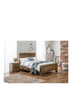 julian-bowen-hoxton-double-wooden-bed-solid-acacia