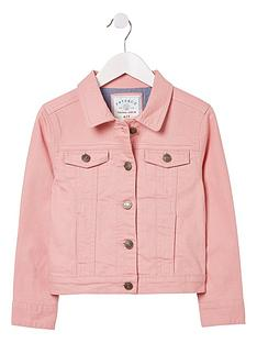fatface-girls-coloured-denim-jacket-pink