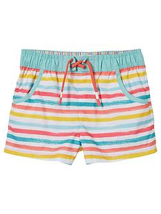fatface-girls-multi-stripe-board-shorts-multi