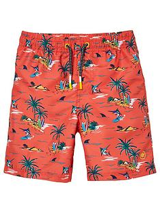 fatface-boys-resort-print-board-shorts-red