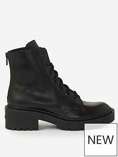 kenzo-pike-lace-up-boots-black