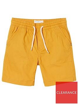 fatface-boys-studland-elasticated-shorts-yellow
