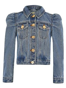 river-island-girls-puff-sleeve-denim-jacket--nbspblue