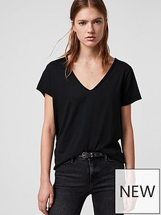 allsaints-emelyn-tonic-tee-black