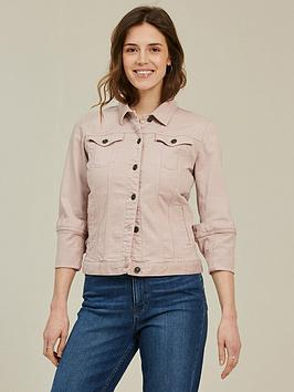 fatface-tasha-denim-jacket-rose