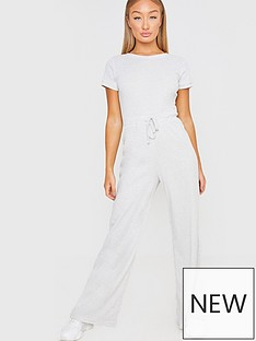 in-the-style-in-the-style-billie-faiers-stone-rib-wide-leg-jumpsuit