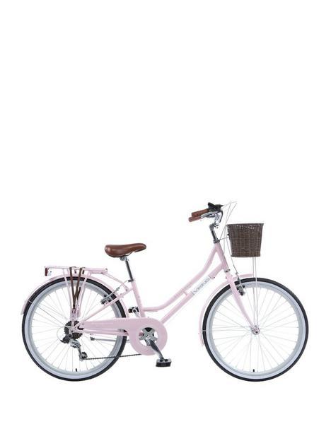 viking-viking-belgravia-girls-traditional-heritage-26-inch-wheel-6-speed-bike-pink
