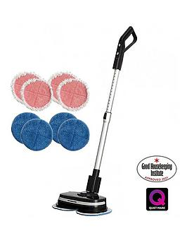 Aircraft Aircraft Powerglide Cordless Hard Floor Cleaner With Extra Pads