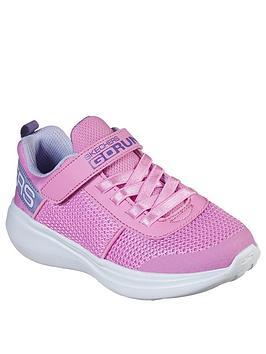 skechers-girls-go-run-fast-viva-valor-trainers-pink