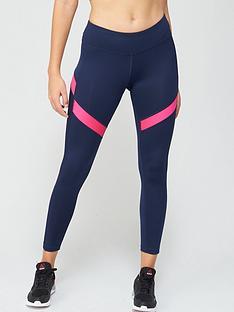 reebok-workout-ready-mesh-leggings-navynbsp