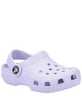 crocs-girls-classic-slip-on-clog-lilac