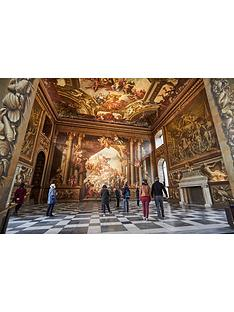 virgin-experience-days-visit-to-the-painted-hall-at-the-old-royal-naval-college-london-and-afternoon-tea-for-two