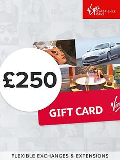 virgin-experience-days-pound250-gift-card