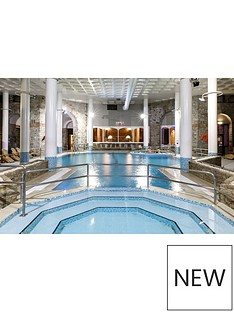 virgin-experience-days-signature-spa-day-with-treatment-and-lunch-for-two-at-the-shrigley-hall-hotel-amp-spa-cheshire