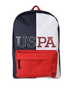 us-polo-assn-boysnbspvarsity-backpack-navy