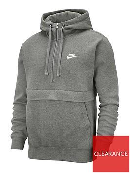 nike-club-12-zip-hoodie-dark-grey