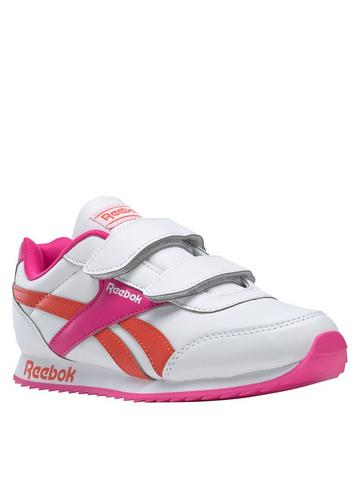 Reebok Girl Shoes Fashion Classic Style School Infant Baby Royal Jogger 2 DV9039
