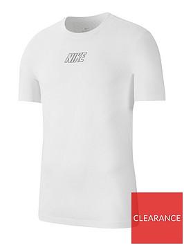 nike-training-t-shirt-white