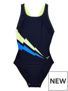 speedo-girls-digital-placement-leaderback-swimsuit-navy