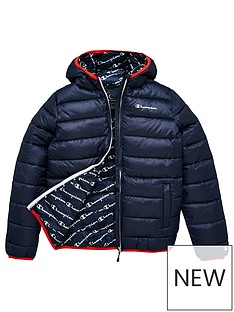 champion-boys-hooded-padded-jacket-navy