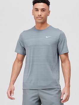 nike-miler-running-top-grey