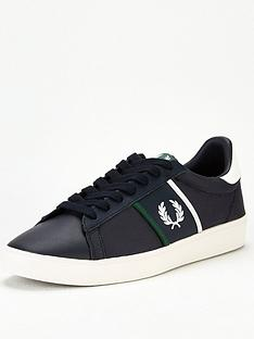 fred-perry-fred-perry-spencer-mesh-trainer-with-tipping