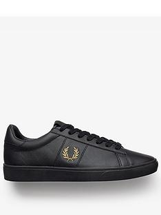 fred-perry-spencer-leather-trainer